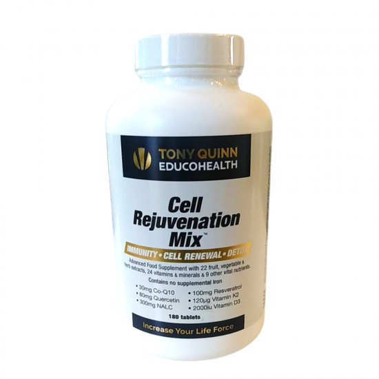 Cell Rejuvenation Mix 180 Tablets